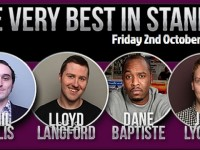 Four top comedians line up for Nantwich Very Best in Stand Up
