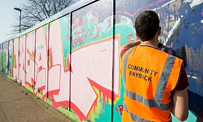 Community Payback scheme