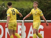 Nantwich Town battle to 1-1 draw away at Scarborough