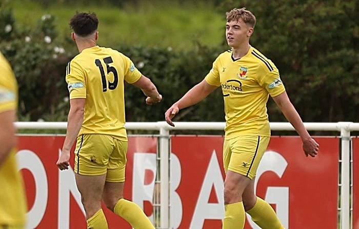 connor heath scored against scarborough