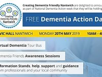 Creating Dementia Friendly Nantwich to stage Action Day