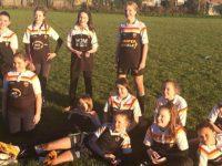 Crewe & Nantwich RUFC girls' teams flourish at Vagrants club
