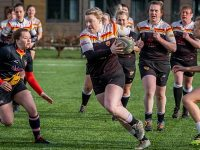 Crewe and Nantwich RUFC Ladies win 63-0 against Didsbury TOC