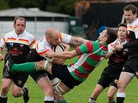 Crewe & Nantwich 1sts secure narrow 23-20 win over Burntwood