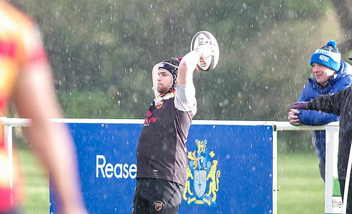 crewe v saltlians 1 - Dave Germain