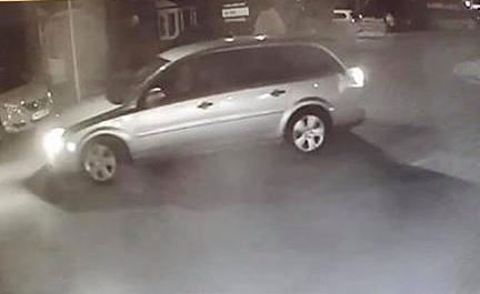 crooks getaway car, hough power tools raid
