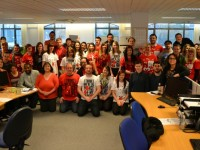 South Cheshire legal firm raises £1,900 for Comic Relief