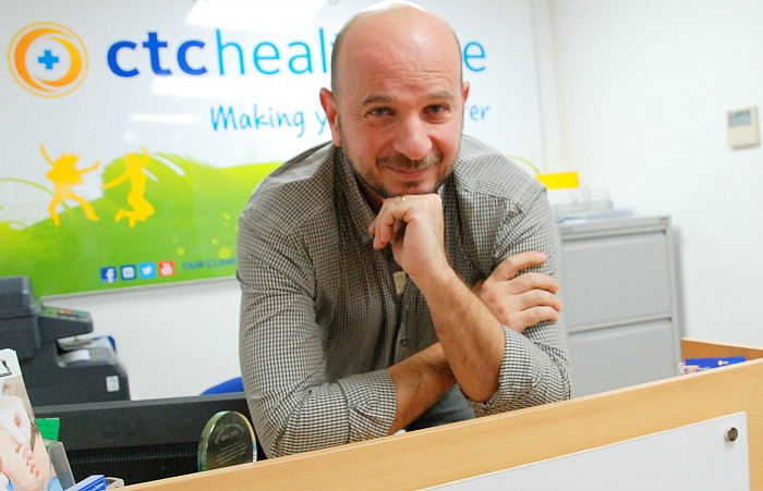 acupuncture specialist- ctchealthcare Dr Panos Barlas