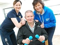 Health firm in Nantwich helps people with Parkinson's disease