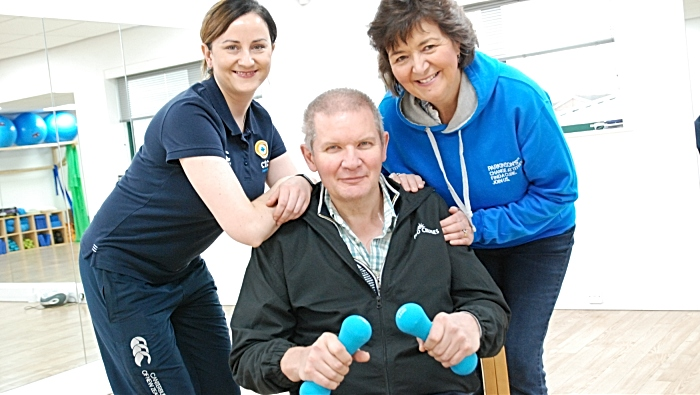 ctchealthcare and Parkinsons charity