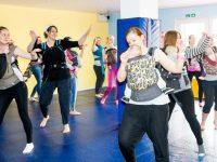Nantwich mum launches dance baby sling venture