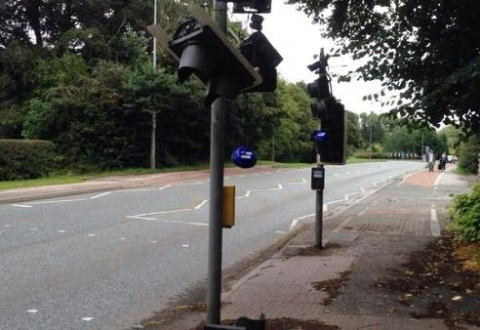 Anger over A51 Reaseheath crossing after lights destroyed