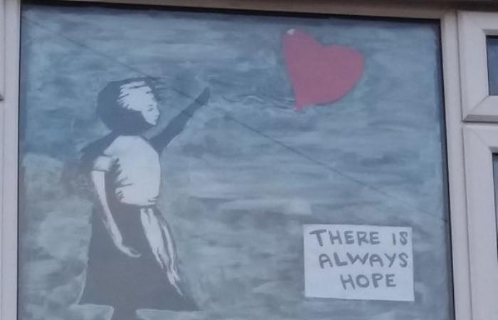 dina bostock - hearts of hope