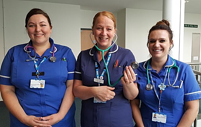 district nurses at leighton