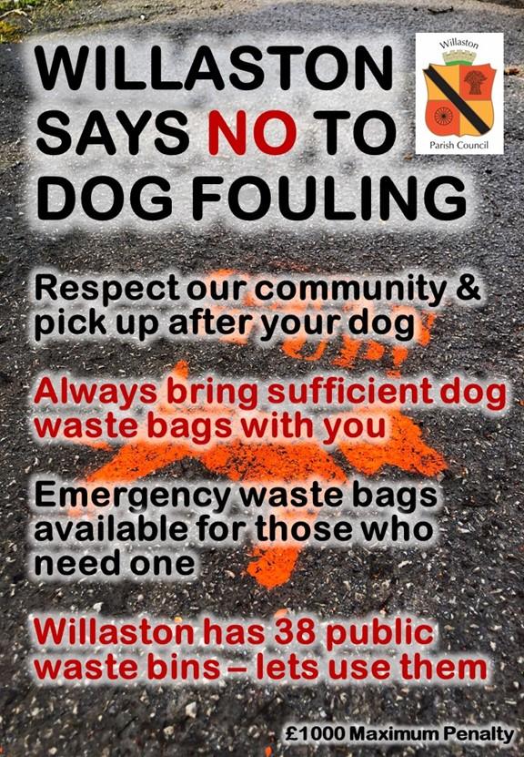 dog fouling poster