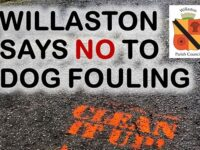 "Willaston councillors launch ""No to Dog Fouling"" campaign"