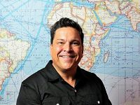 Writer and broadcaster Dom Joly heads to Crewe Lyceum on UK tour