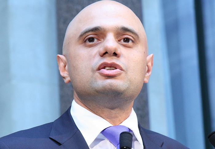young violence - Sajid Javid - Creative Britain Author Foreign and Commonwealth Office