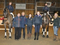 World dressage dynasty perform at Nantwich equine event