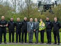 Drone to help tackle crime and incidents in South Cheshire