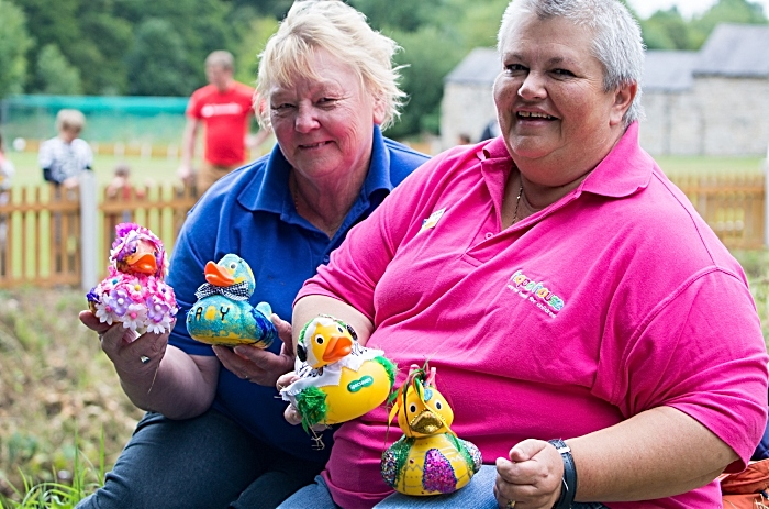 duck race for hope house hospice