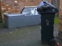 Fly-tipping is turning streets into an eyesore, say Nantwich residents
