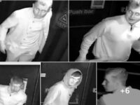 Nantwich pub bosses release CCTV of gang who raided venue