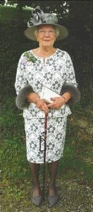 edith brough at 98 years