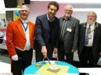 Crewe & Nantwich U3A celebrate 21st birthday with MP