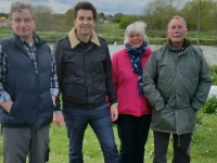 Nantwich Lake wildlife group plans backed by Edward Timpson
