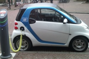 Electric Vehicle drivers in Cheshire exposed to danger, warns charity