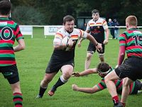 Eli Woodward hat-trick helps Crewe & Nantwich RUFC 1sts to victory over Dronfield