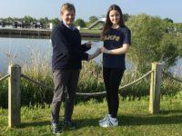Nantwich marina backs schoolgirl Emily's Peru expedition