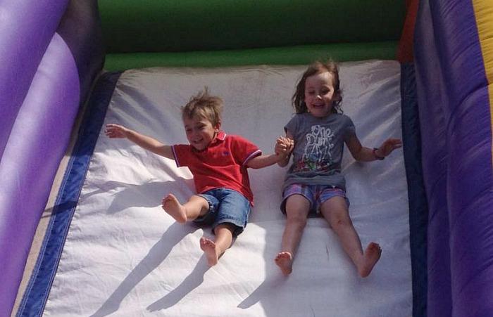 entertainment at worleston village fete