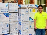 Nantwich firm Direct Access sources millions of PPE items to help care homes