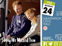 "Nantwich Film Club to screen FREE ""Sorry We Missed You"" movie"