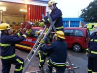 Fire cadet scheme in Nantwich faces closure over lack of volunteers