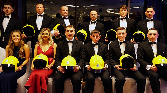 fire service apprentices graduation