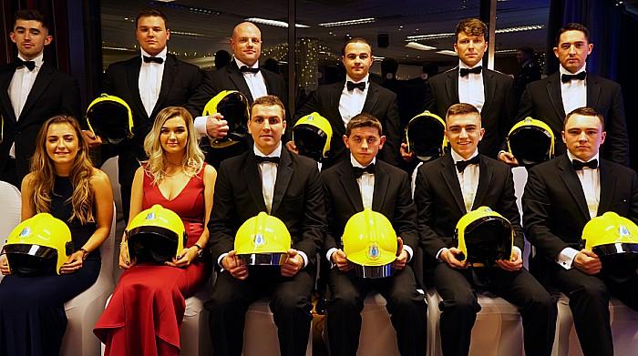fire service apprentices graduation