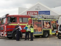 Fire crews in Nantwich to stage free winter car checks