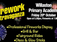 Willaston Primary to host Firework Extravaganza