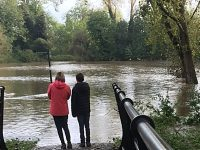 Flood warning and alerts in place for River Weaver in Nantwich