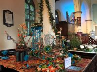 Church Minshull hosts Christmas Floral extravaganza at St Bartholomew's