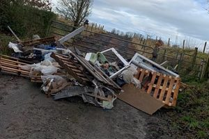 Fly-tipping: the full cost to Cheshire East taxpayers