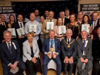 Venues crowned winners at 2019 Nantwich Food Awards