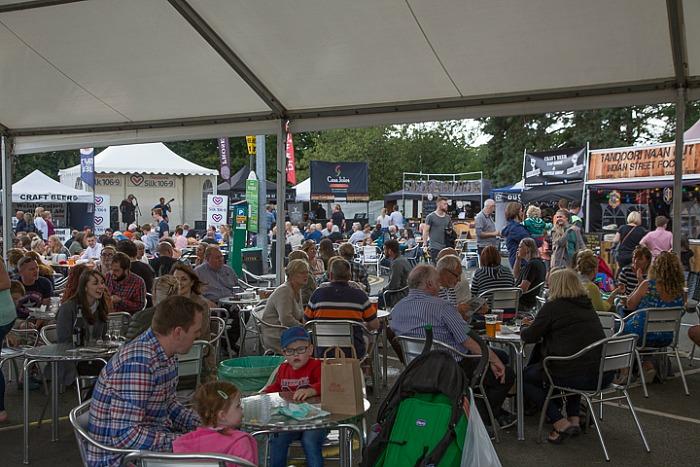 Food Festival Nantwich