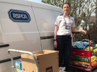 RSPCA boosts partnership with Nantwich Foodbank to help pet owners