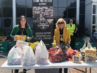 Generous Nantwich residents donate 210 bags in Foodbank drop