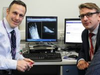 Leighton Hospital unveils Cheshire's first 'virtual' fracture clinic
