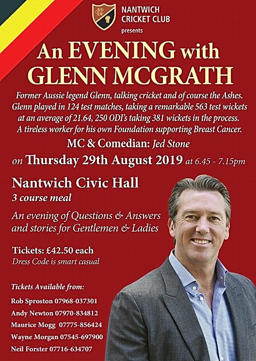 glenn mcgrath poster